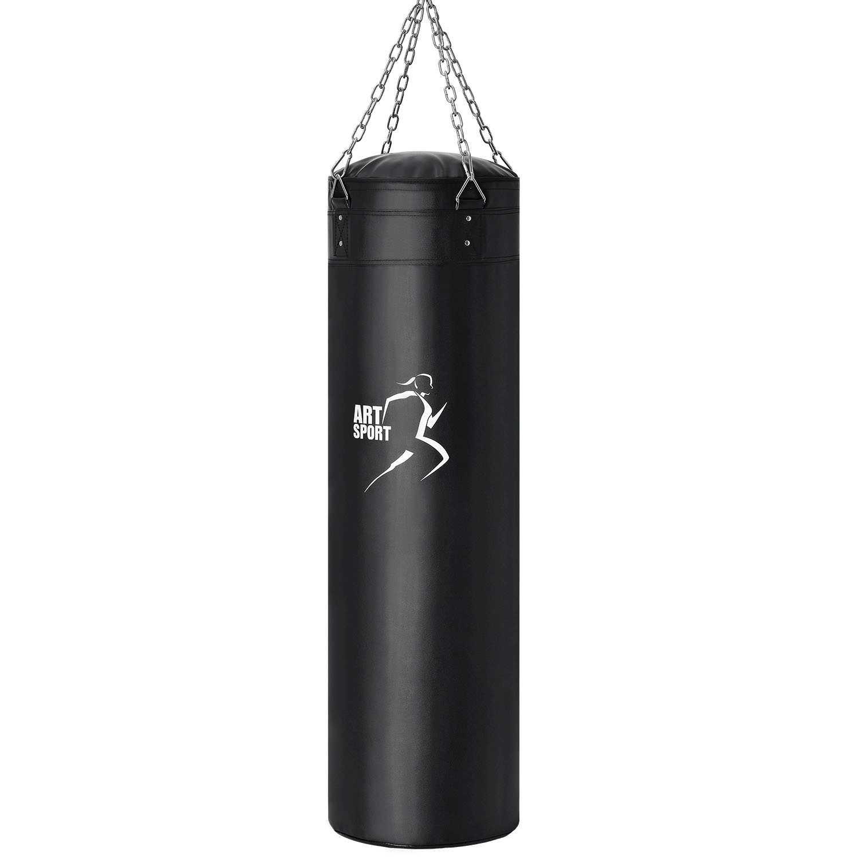 Eshopist Boxovacie vrece 30 kg so 4 bodovou upevňovacou reťazou a s hákmi na zavesenie