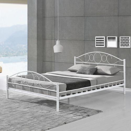 Kovová posteľ ,,Toskánsko