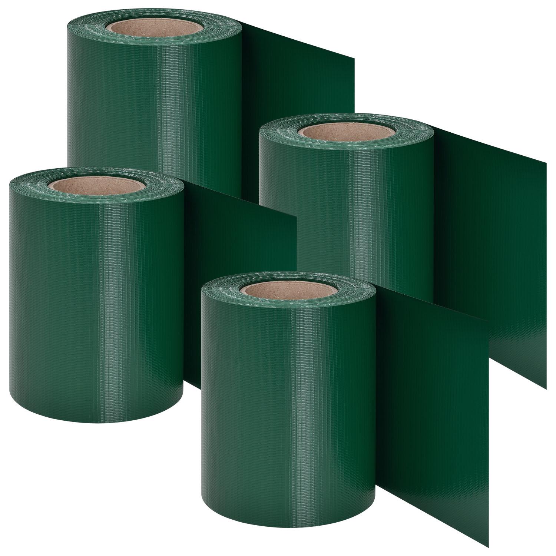 Eshopist PVC ochranný pás 4 kusy - zelená