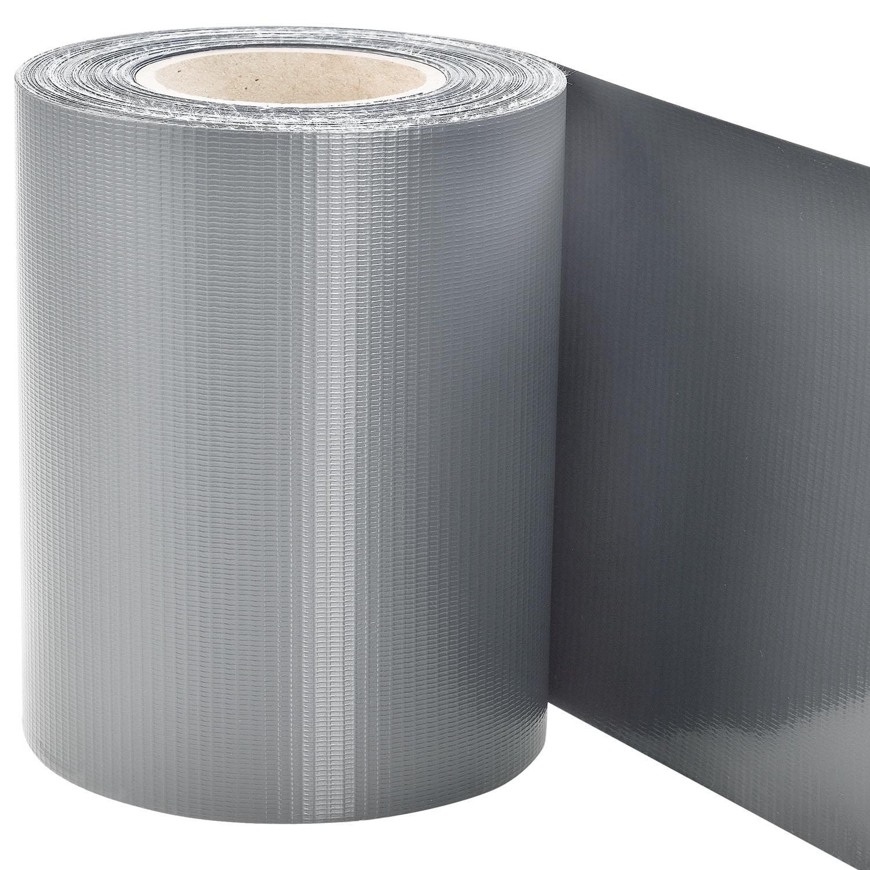 PVC ochranný pás - svetlosivá