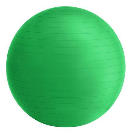 Fit lopta O 75 cm, vrátane ručnej pumpy v zelenej