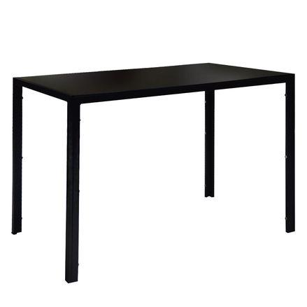 """Jedálenský stôl ,,Manhattan"""" XL v čiernom prevedení"""