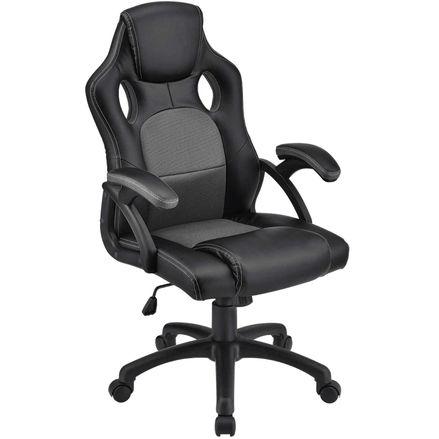 """Kancelárska stolička ,,Montreal"""" (šedá)"""