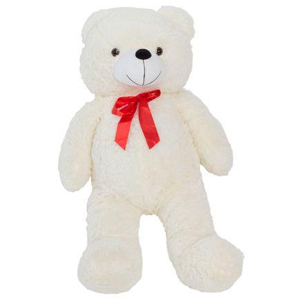 """Plyšový medvedik ,,Josie"""" L v bielej farbe"""