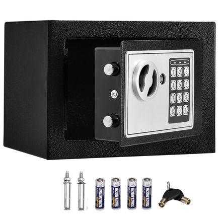 Trezor Secure-S s elektronickým kombinovaným zámkom - antracit