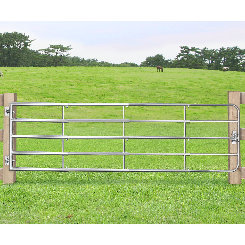 Eshopist Brána SafeGate M vyrobené z pozinkovanej ocele, v balení pánty a skrutky- 300 x 90 cm