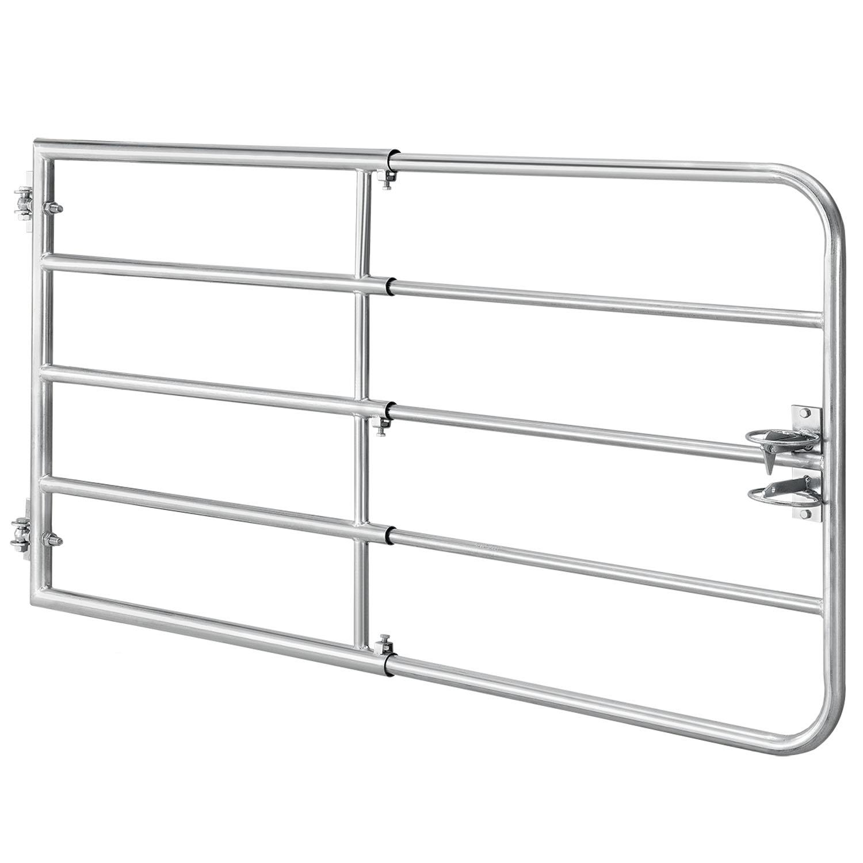 Eshopist Brána SafeGate S vyrobené z pozinkovanej ocele, v balení pánty a skrutky- 170 x 90 cm